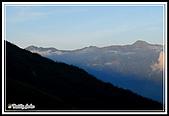 合歡山北峰960707:奇萊連峰