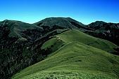 百岳-能高主峰:奇萊南峰