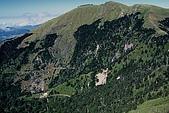 百岳-能高主峰:能高 台電保線路