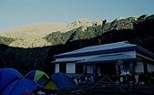 百岳-能高主峰:能高天池山莊
