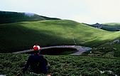 高山湖泊-嘉明湖:嘉明湖   湖邊(Devin)