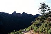 百岳-大霸尖山:大霸尖山快到了