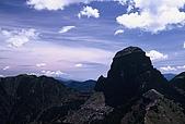 百岳-大霸尖山:大霸尖山
