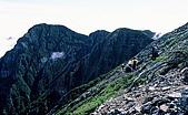 百岳-雪山:雪山北峰