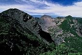 百岳-雪山:雪山圈谷