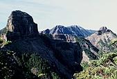 百岳-大霸尖山:大霸尖山小霸尖山
