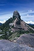 百岳-大霸尖山:小霸尖山