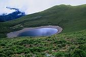 高山湖泊-嘉明湖:嘉明湖