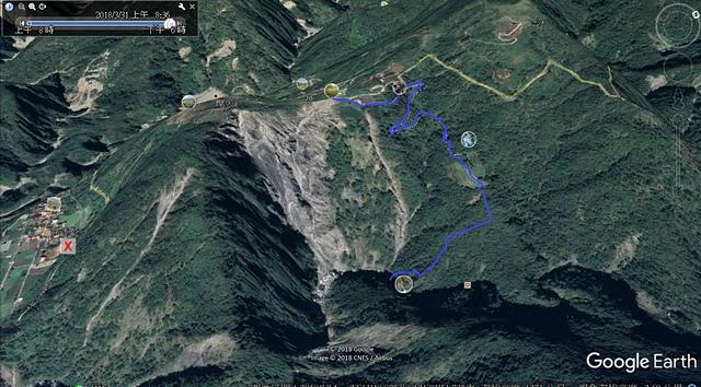 Map.jpg - 20180331_栗松溫泉(台灣最美的溫泉瀑布)