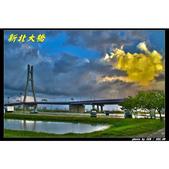 新北大橋-HDR:相簿封面