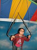 960728東北角一日遊:裝模作樣~飛行傘