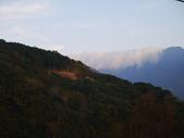 1020119寒假第一天~北橫趴趴走:傍晚的雲瀑