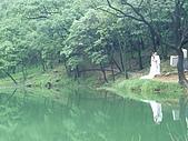 970601內湖碧湖公園~汐止新山夢湖~北海一周:新山夢湖3湖畔新人.jpg
