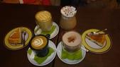 1040228梅友人聚會~燊咖啡:我們的宵夜