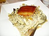 990905天母方家小館~上海名菜:東坡肉+筍乾~肉的肥瘦適中