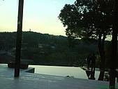 971207新竹峨眉湖二泉湖畔:因為太小了~只坐了70分鐘~~~~很少吧!今天花了510元~有點貴!