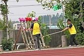 991017慶55之體育活動:A17施放竹砲