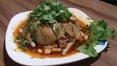 1010331誠品裡的KIKI餐廳:口水雞~味道不夠重