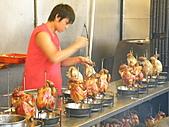 991008宜蘭頭城上山下海篇:好多烤雞