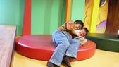 1010318台中兒童藝術館溜小孩:在玩什麼?這麼開心.