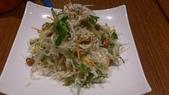1011018南港餡老滿餃子館~下飛機第一餐:大拌菜~大白菜去涼拌