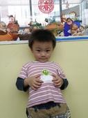 1010318台中兒童藝術館溜小孩:票=貼紙