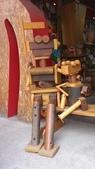 1010812台中老樹根魔法木工坊~親子同樂:木頭人