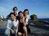 20070602~04墾丁山海戀:船帆石前的美女