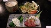 1010413平鎮黑潮魚料理:烤雞腿套餐的前菜