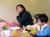 990307龍潭烏樹林午餐:貓妹&小杰