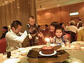 991223允昱2歲生日慶生會IN古華明皇樓:開心的允昱