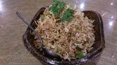 1010718新竹阿拉牧餐廳:涼拌高麗菜+豬耳~很令人推薦,夏天吃很棒