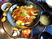 990926內湖鱗漁場&大湖公園:鰻魚飯:貓妹