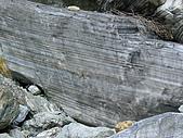 960615~17花蓮之旅:石頭的層理