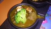 1020826新竹魔法咖哩~平價美食:黃咖哩:果香牛肉~牛肉燉煮的很軟爛,推薦!