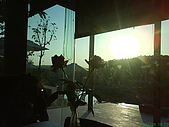 971207新竹峨眉湖二泉湖畔:窗外