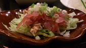 1010413平鎮黑潮魚料理:蔥醋魚肝(鱈魚)