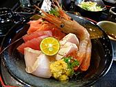 990926內湖鱗漁場&大湖公園:生魚片+胭脂蝦+海膽~真豪華:巧的