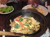991210(中原)傳說藝術餐廳:三杯苦瓜+杏鮑菇