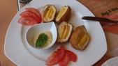 1010812台中Bug&Bee泰式創意料理:芒果雞肉起司捲~沒有預期的好