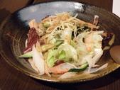 1010523大江藍屋日式料理~家聚:胡麻豆腐沙拉