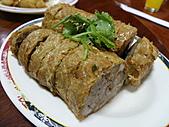 990909蘆竹張家土雞城&野上麵包:燒肝~雞捲類吧!~內包肉&芋頭丁
