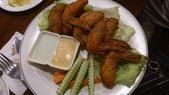 1010810天母鄉香美式墨西哥餐廳~下飛機第一餐:水牛城雞翅~狠辣很夠味,很好吃