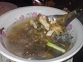 991210(中原)傳說藝術餐廳:福菜肚片湯