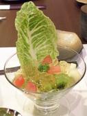 1010523大江藍屋日式料理~家聚:蜂蜜鮮果沙拉