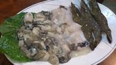 1010524竹北西市汕頭館~吃火鍋:這一盤看起來就很新鮮