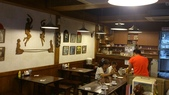 1010810天母鄉香美式墨西哥餐廳~下飛機第一餐:真的很小間,店面就差不多如此了,不知道2樓是否也有