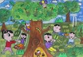 2013-我最喜歡的樹-低年級組獲獎作品:優選_王云希_台南市新化國小_我的釋迦樹.JPG