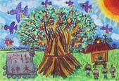 2013-我最喜歡的樹-低年級組獲獎作品:優選_吳家心_南投縣光華國小_神仙樹.JPG