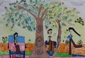 2013-我最喜歡的樹-低年級組獲獎作品:入選_林湘綺_高雄市瑞興國小_漂亮的鳳凰木.JPG